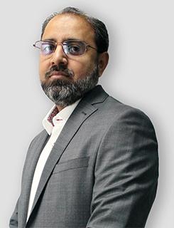 Ghufran Hussain Usmani